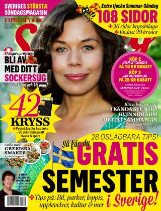 Expressen Söndag 2020-06-21