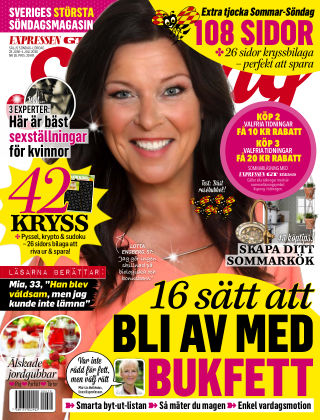 Expressen Söndag 2020-06-28