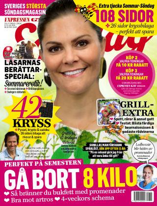 Expressen Söndag 2020-07-12