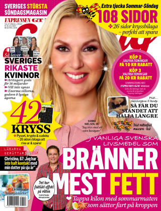 Expressen Söndag 2020-07-19
