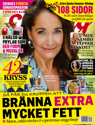 Expressen Söndag 2020-08-16