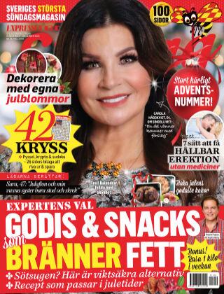 Expressen Söndag 2020-11-29