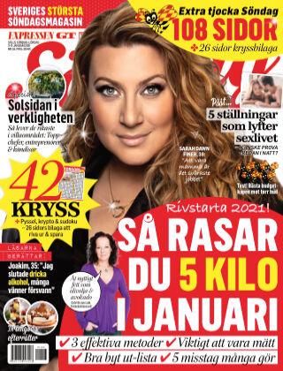 Expressen Söndag 2021-01-03