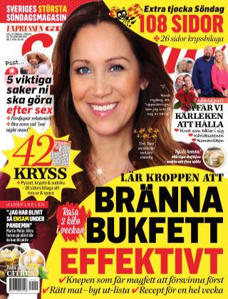 Expressen Söndag 2021-01-24