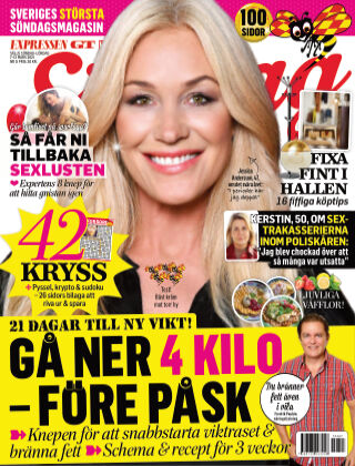 Expressen Söndag 2021-03-07