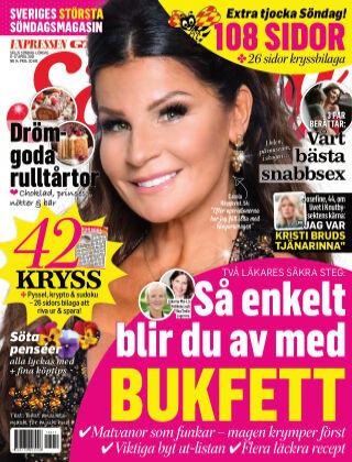 Expressen Söndag 2021-04-11