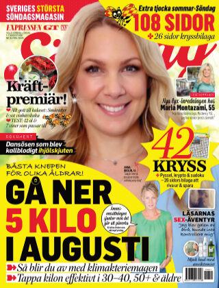 Expressen Söndag 2021-08-01