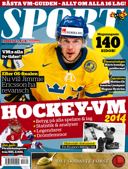 Sport May 02, 2014 00:00
