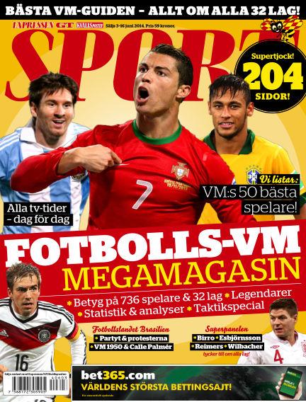 Sport June 03, 2014 00:00