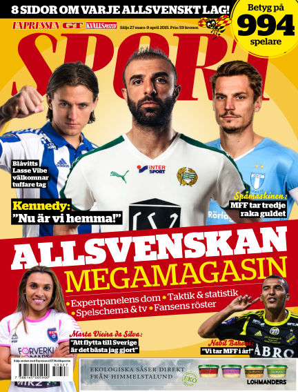 Sport March 27, 2015 00:00