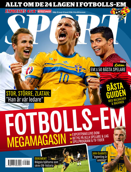 Sport May 31, 2016 00:00