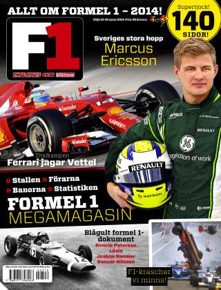 Allt om Formel 1 2014-03-10
