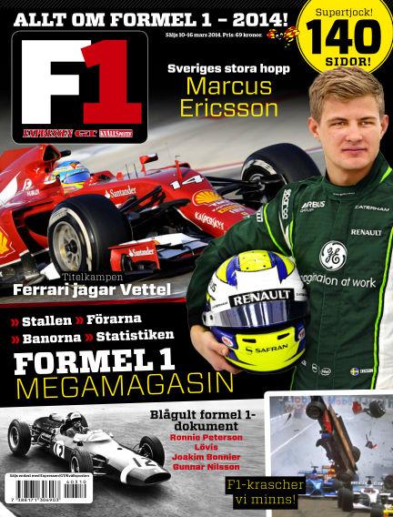 Allt om Formel 1 March 10, 2014 00:00