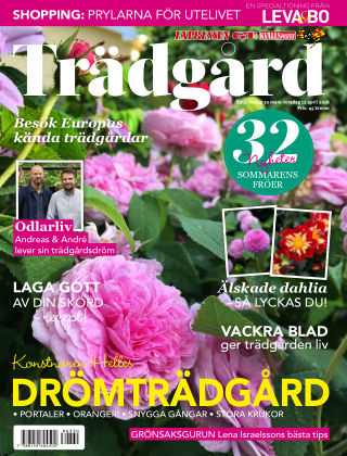 Expressen Trädgård 2018-03-30