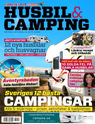 Husbil & Camping 2016-04-29