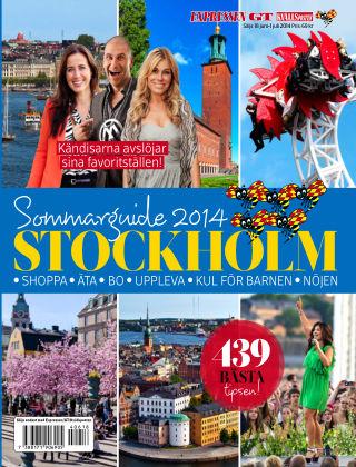Sommarguide Stockholm 2014-06-18