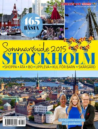 Sommarguide Stockholm 2015-06-10