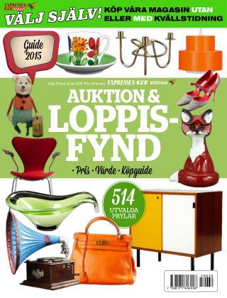Auktion & Loppisfynd 2015-06-30