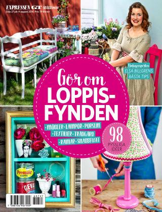 Auktion & Loppisfynd 2016-07-27
