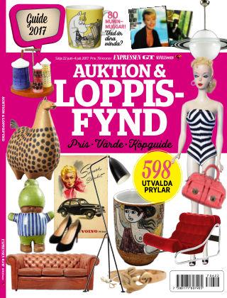 Auktion & Loppisfynd 2017-06-22