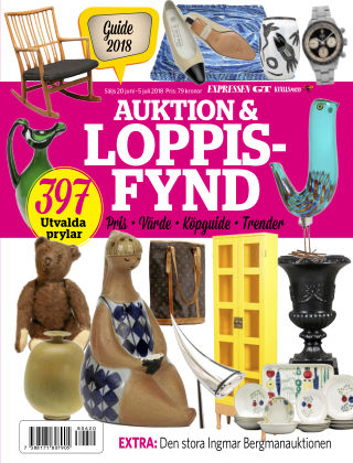 Auktion & Loppisfynd 2018-06-20