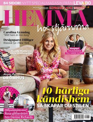 Hemma hos stjärnorna 2014-07-25