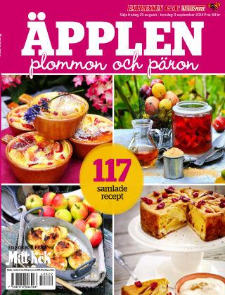 Äpplen, plommon & päron 2014-08-29