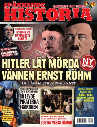 Spännande Historia 2016-08-10