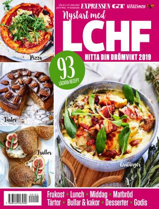 Nystart med LCHF 2019-01-02