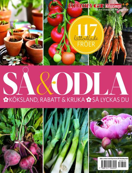 Så & Odla March 11, 2015 00:00