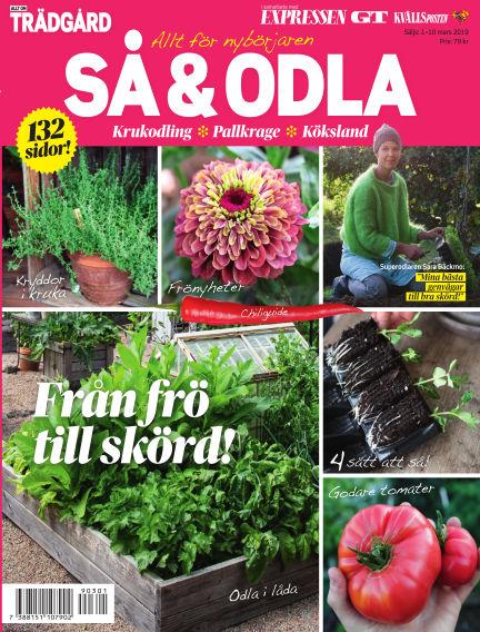 Så & Odla March 01, 2019 00:00