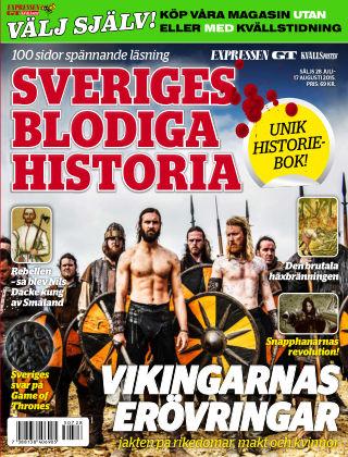 Sveriges Historia 2015-07-28
