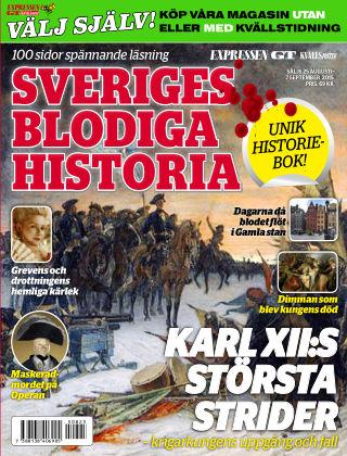 Sveriges Historia 2015-08-25
