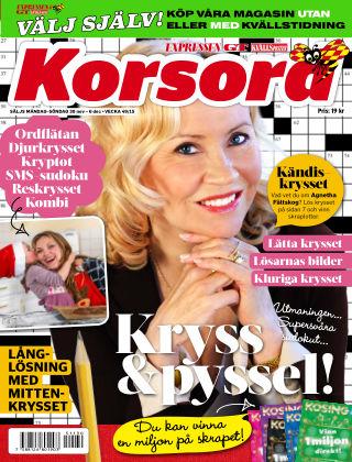 Korsord 2015-11-30