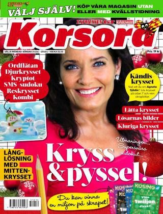 Korsord 2015-12-14