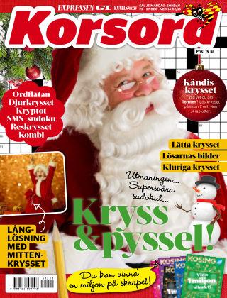 Korsord 2015-12-21