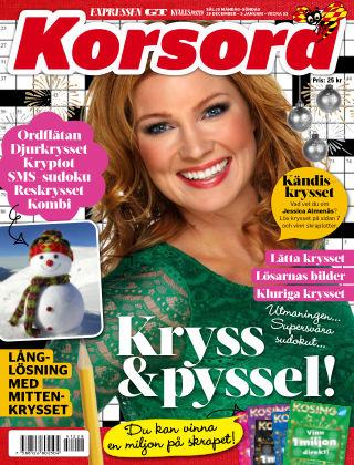 Korsord 2015-12-28