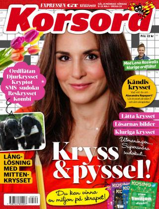 Korsord 2016-05-09