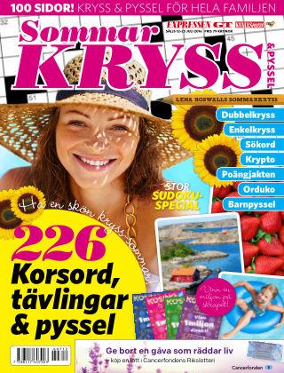 Korsord 2016-07-12