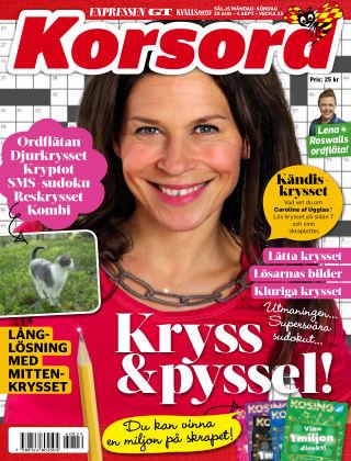 Korsord 2016-08-29