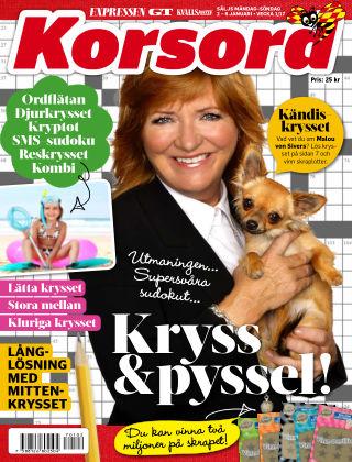 Korsord 2017-01-02