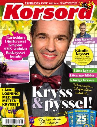 Korsord 2017-04-03