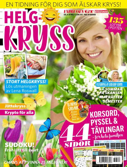 Korsord May 20, 2017 00:00