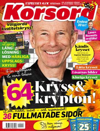 Korsord 2019-10-14