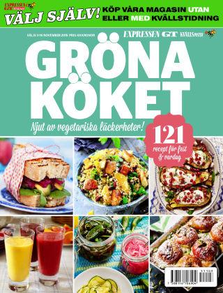 Gröna Köket 2015-11-03