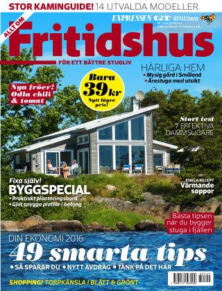 Allt om Fritidshus (Inga nya utgåvor) 2016-01-29