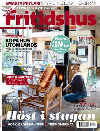 Allt om Fritidshus (Inga nya utgåvor) 2016-09-30