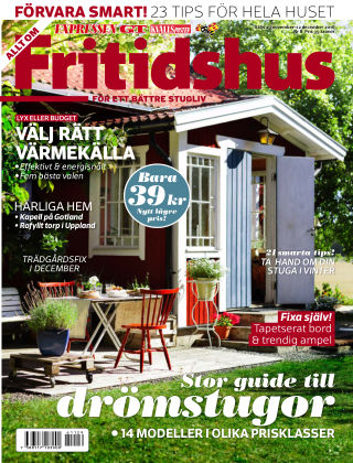 Allt om Fritidshus (Inga nya utgåvor) 2016-11-29