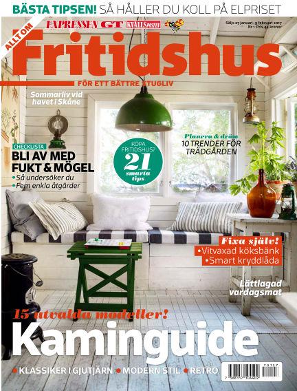 Allt om Fritidshus (Inga nya utgåvor) January 27, 2017 00:00