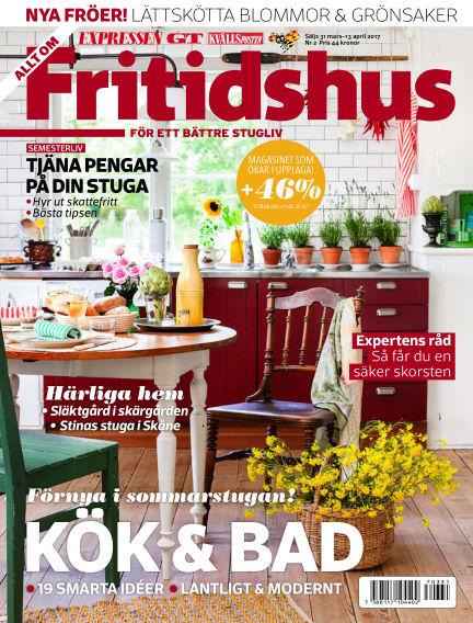 Allt om Fritidshus (Inga nya utgåvor) March 31, 2017 00:00